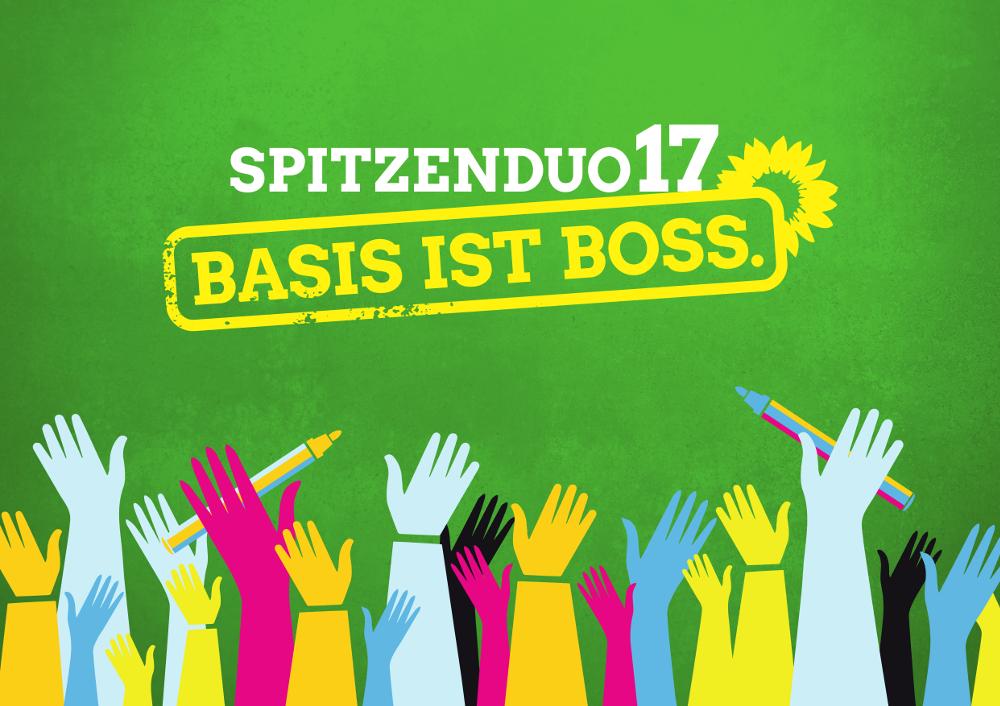 Spitzenduo 2017 - Basis ist Boss!