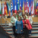 Ausflug des Arbeitskreises Europa nach Straßburg im Oktober 2016