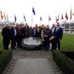 Mit dem Europaausschuss zu Besuch bei der NATO in Brüssel, am 29. Januar 2018.