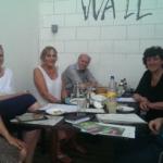 Treffen mit dem Kreisvorstand der Grünen Karlsruhe-Land