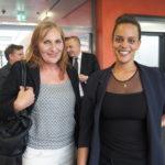 Joyce Muvunyi Leiterin des Kompetenzzentrums Burundi der SEZ Baden-Württemberg