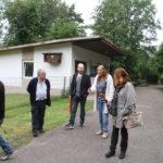 Der interessante Rundgang mit Mitgliedern der Natur- und Vogelschutzfreunde Liedolsheim machte deutlich, was für ein großes Arbeitspensum nötig ist, um einen Vogelpark zu betreiben und zu pflegen
