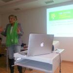 Die grüne Landtagsabgeordnete Andrea Schwarz spricht über die große Bedeutung der Einführung des Frauenwahlrechts vor 100 Jahren.